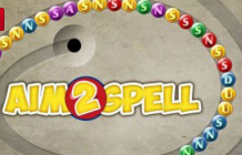 Aim2Spell Learning Game