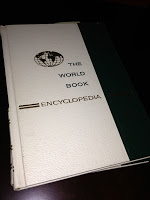 World Book Encyclopedia 1962