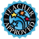 Teaching Blog Addict Seal of Approval