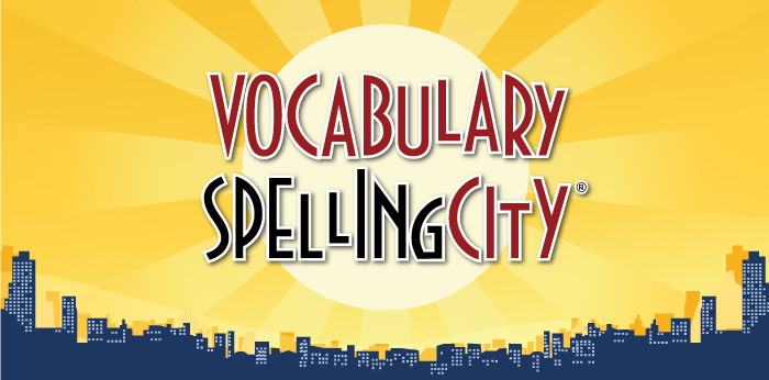 VocabularySpellingCity high-resolution logo