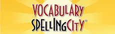 VocabularySpellingCity banner